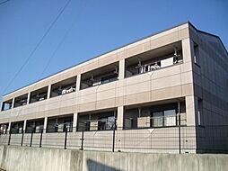 ヴァンパインコート A[2階]の外観