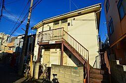 東栄コーポ[201号室]の外観