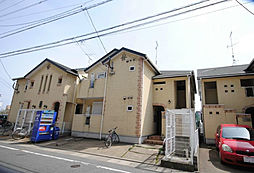 リブレア箱崎駅前C[2階]の外観