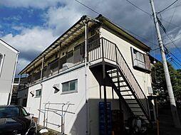 千鶴コーポ[2階]の外観