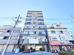 近鉄南大阪線 北田辺駅 徒歩4分の賃貸マンション