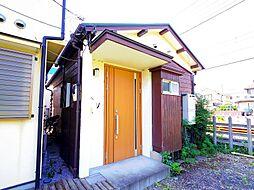 [一戸建] 東京都東村山市栄町3丁目 の賃貸【/】の外観