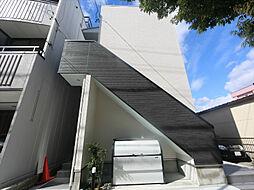 愛知県名古屋市中村区向島町5丁目の賃貸アパートの外観