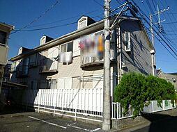 トラッドハウスM[203号室]の外観