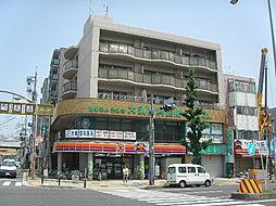 山弥ビル[4階]の外観