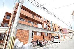 大阪府豊中市春日町4丁目の賃貸マンションの外観