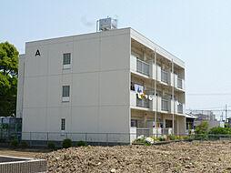 三重県鈴鹿市岡田1丁目の賃貸マンションの外観