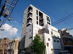 ティースクエア梅田ウエスト[2階]の外観