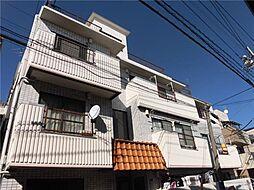 東京都大田区池上5丁目の賃貸マンションの外観