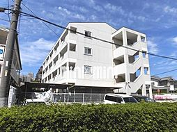 レジデンス鶴里[4階]の外観