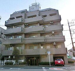 埼玉県三郷市三郷2丁目の賃貸マンションの外観