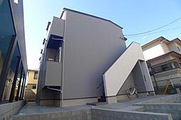 FreeHand松戸[2階]の外観