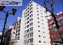 サン御園ビル[8階]の外観