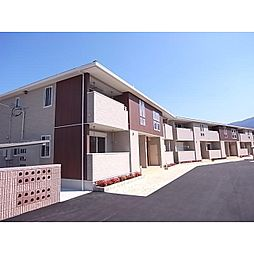 奈良県桜井市生田の賃貸アパートの外観