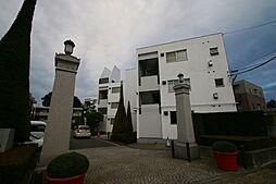 第1ゼルコバマンション[1階]の外観