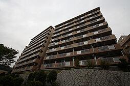 アーバンラフレ虹ヶ丘南 3棟[205号室]の外観