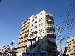 HF上石神井レジデンス[8階]の外観