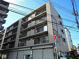 福岡県北九州市戸畑区境川1丁目の賃貸マンションの外観
