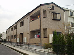 ビイラ・ファインII[1階]の外観