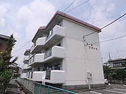 静岡県富士市平垣町の賃貸マンションの外観