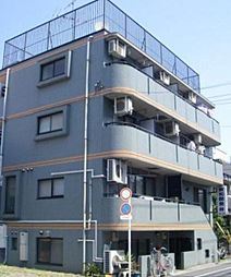 東京都練馬区上石神井4丁目の賃貸マンションの外観