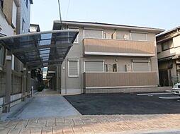 シャルム総持寺[2階]の外観