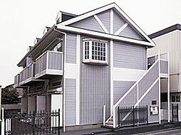 埼玉県川口市上青木3丁目の賃貸アパートの外観