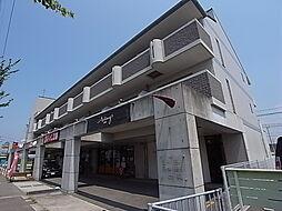 兵庫県明石市鳥羽の賃貸マンションの外観