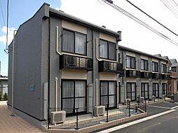 千葉県市川市国分2丁目の賃貸アパートの外観
