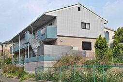 大阪府枚方市長尾谷町3丁目の賃貸アパートの外観