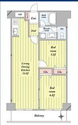 ゾンネンハイム草加408号室
