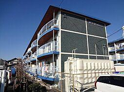 静岡県沼津市米山町の賃貸マンションの外観