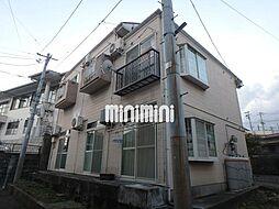 コーポラス軽井沢[2階]の外観