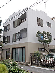 鈴木ビル[3階]の外観