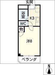 COMFORT96[1階]の間取り