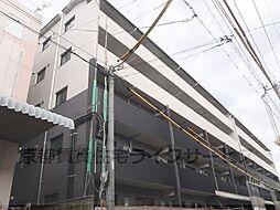 ベラジオ京都壬生WEST GATE101[1階]の外観