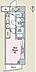 間取り,1K,面積25.95m2,賃料9.8万円,東京メトロ半蔵門線 住吉駅 徒歩6分,都営新宿線 菊川駅 徒歩12分,東京都江東区猿江1丁目