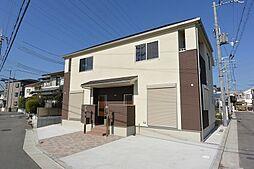 [テラスハウス] 大阪府枚方市西牧野3丁目 の賃貸【/】の外観