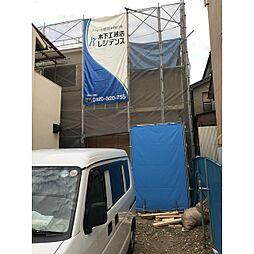 [一戸建] 大阪府高槻市淀の原町 の賃貸【/】の外観