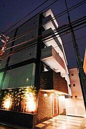 グランヴァンタクティス横濱[1階]の外観