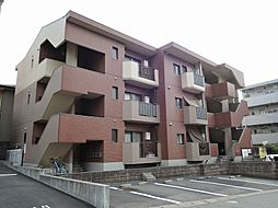 福岡県北九州市八幡西区上の原4丁目の賃貸マンションの外観