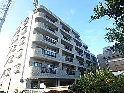 千波第一マンション[4階]の外観