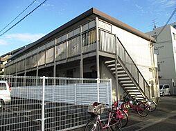 兵庫県尼崎市常光寺3丁目の賃貸アパートの外観