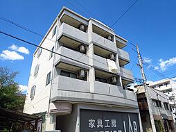 竹下ハイツ[4階]の外観