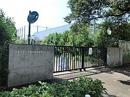 東林間コーポラスA[1階]の外観