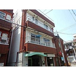 大阪府守口市日向町の賃貸マンションの外観