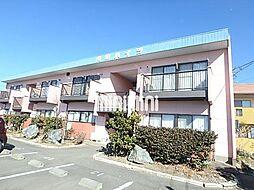 岡田ハイツA[2階]の外観