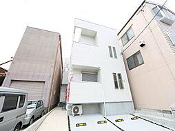 名鉄瀬戸線 尼ヶ坂駅 徒歩5分の賃貸アパート