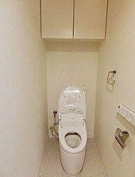ウォシュレット機能付高機能トイレ。リフォーム済です。