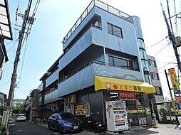 大阪府茨木市橋の内2丁目の賃貸マンションの外観